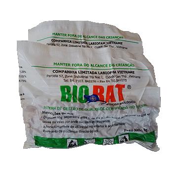 Sản phẩm thuốc diệt chuột Biorat