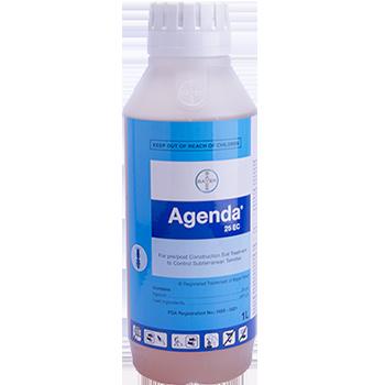 Sản phẩm thuốc diệt mối Agenda 25ec