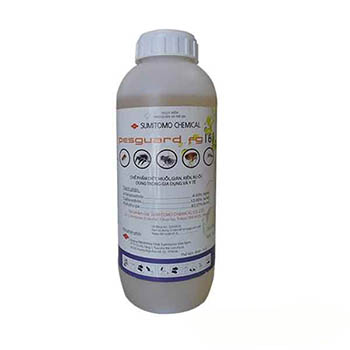 Sản phẩm thuốc diệt muỗi Pesguar Fg 161