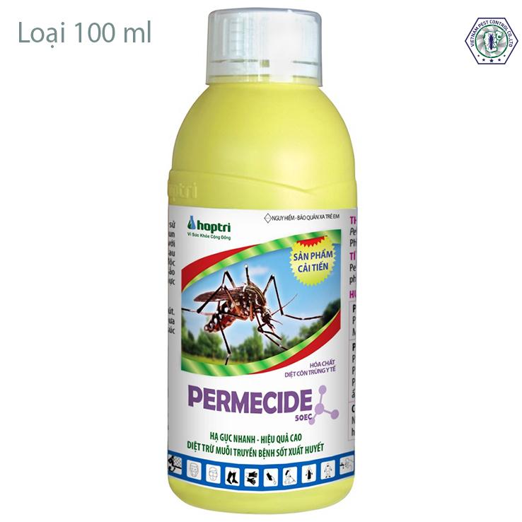 Sản phẩm thuốc diệt muỗi permeci 50ec