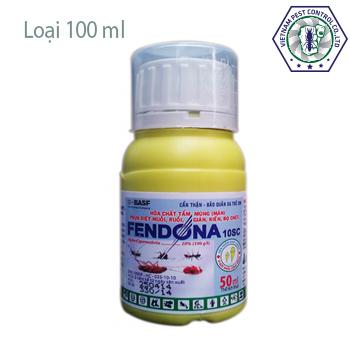 Sản phẩm thuốc Fendona 10sc