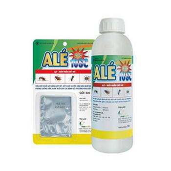 Sản phẩm thuốc diệt muỗi Alé 10sc
