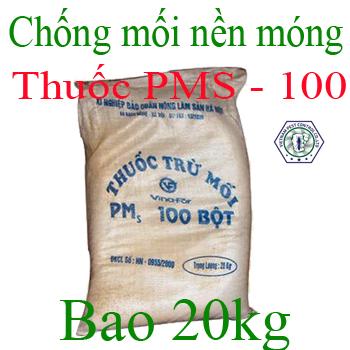 thuốc phòng mối pms 100 dạng bột - Báo giá thuốc chống mối